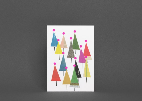 Christmas Card Pack - Winter Forest