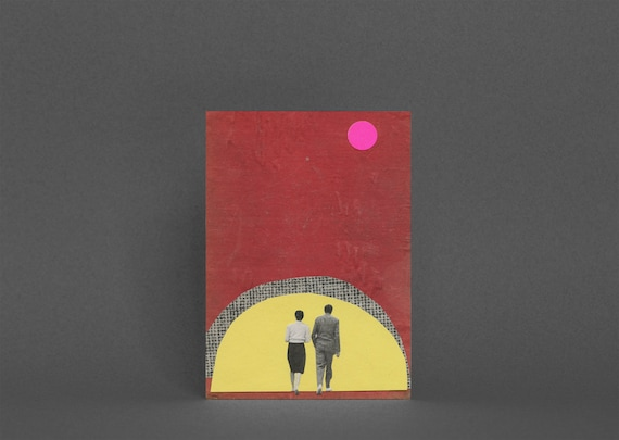 Romantic Greeting Card - Together
