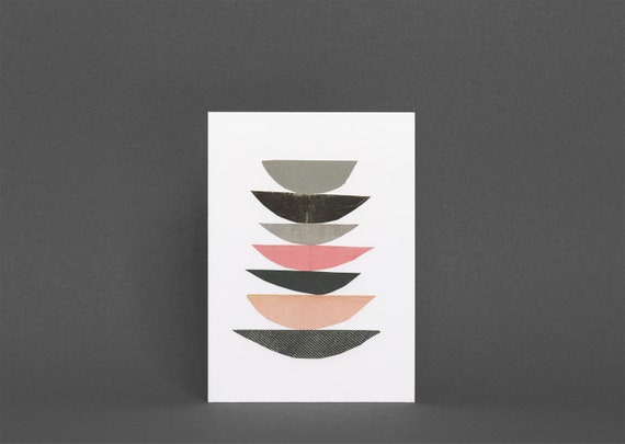 Abstract Card - Abstract 032
