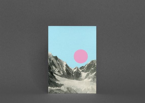 Greeting Card - Winter Sun