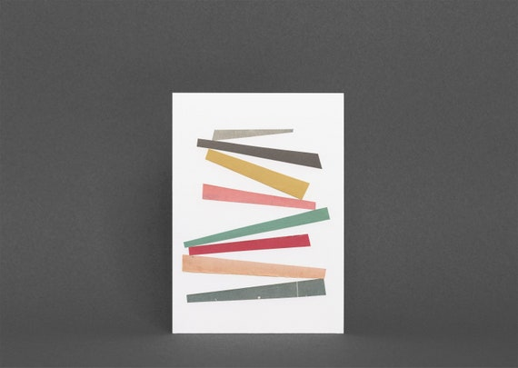 Abstract Card - Abstract 033