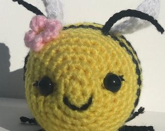 Brittany the Bee - Amigurumi Crochet Pattern