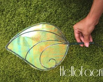Leaf Wing Fan Fairy Wing Fan
