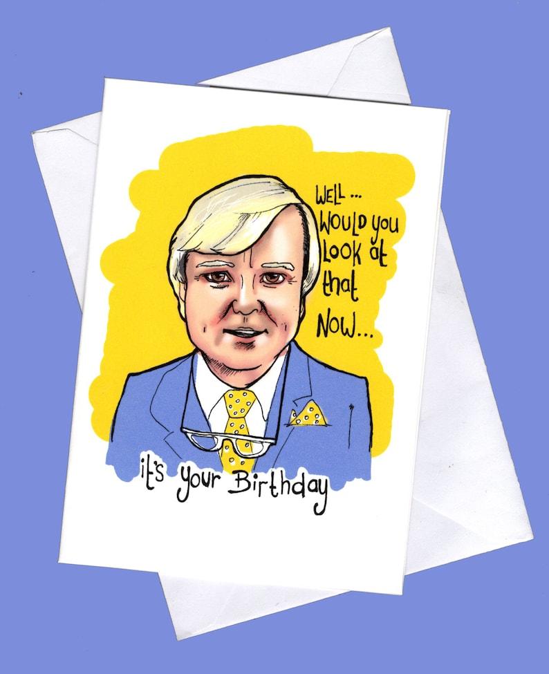 Funny Birthday Card Francis Brennan Brenan
