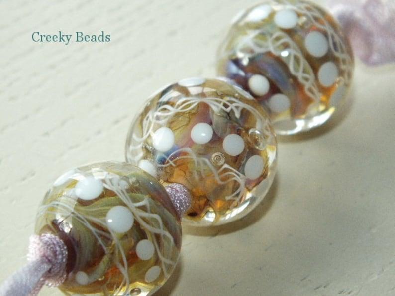 Creeky Beads SRA Handmade Lampwork beads Baubles!