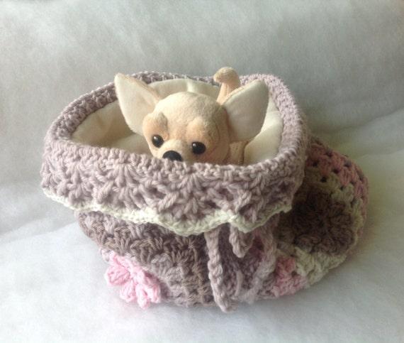Schlafsack Für Chihuahua Oder Kleine Hunde Chihuahua Betten Etsy