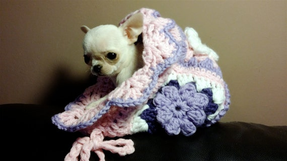 Chihuahua Kleine Schlafende Tasche Von Nerina52 Chihuahua Etsy