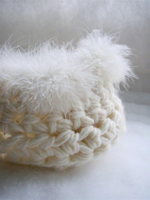 Neugeborenen Kokon Korb Foto Prop Baby Nest Häkeln Baby Kokon Etsy