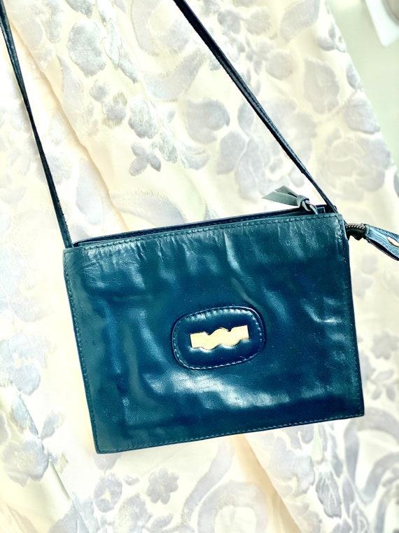 70s Crossbody Bag - Vintage Crossbody Bag - Vintag
