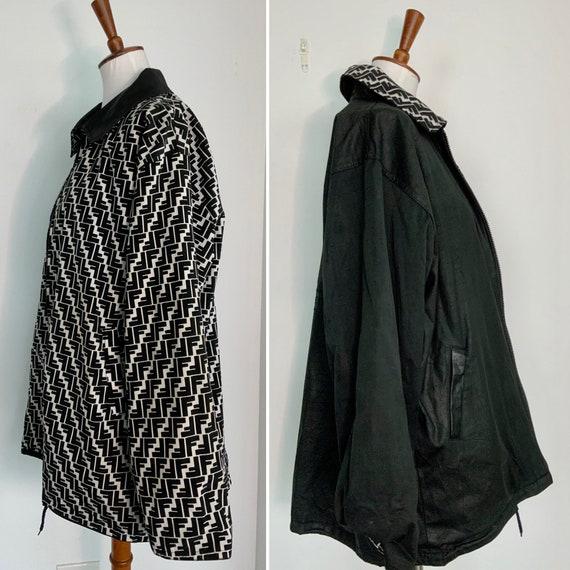 Fendi Reversible Jacket - Fendi Jacket - Fendi Coa