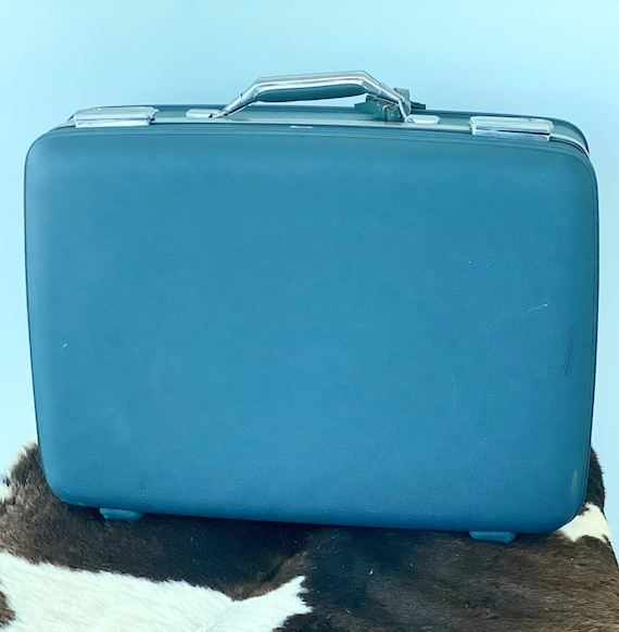 American Tourister Suitcase - Vintage Suitcase - V