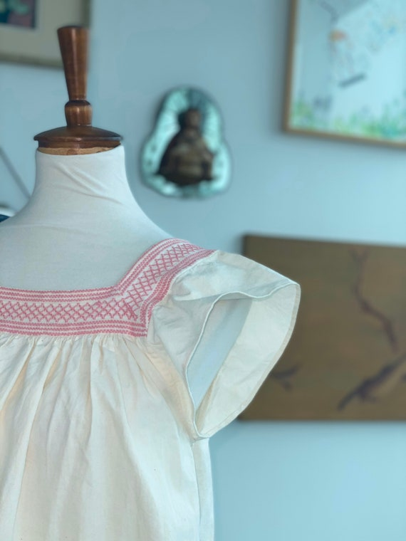 1900 Nightgown Redesigned - Cotton Nightgown - Vi… - image 9