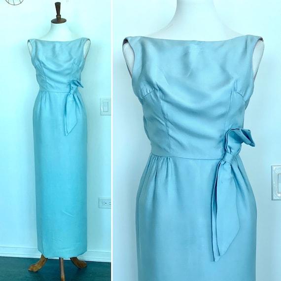 60s Dress - 60s Evening Dress - 60s Cocktail Dress