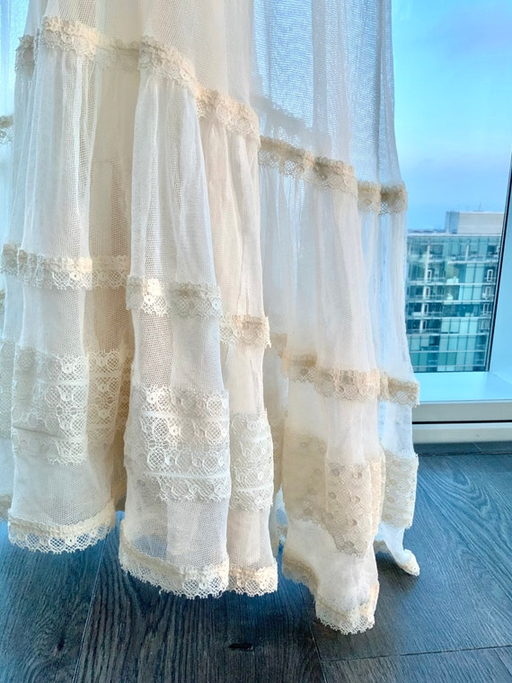 Edwardian Wedding Dress - Edwardian Dress - Vinta… - image 8