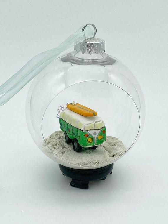 VW Bus Ornament