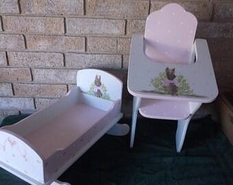 Custom Artistic Made Childrens Room Furnishings By
