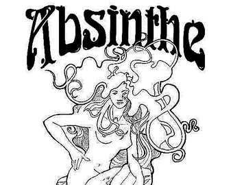 Absinthe: Limited Edition Ritual Oil Star Anise, Cinnamon and Amber