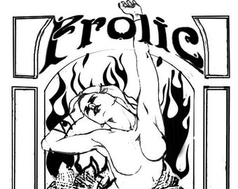 Discontinued Frolic by the Fireplace Woodsy Hand Dipped Stick Incense: Smoky Balsam, Fir and Pine