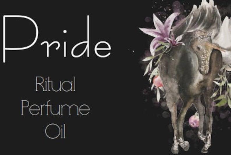 Pride: Confidence Ritual Fragrance Oil image 0