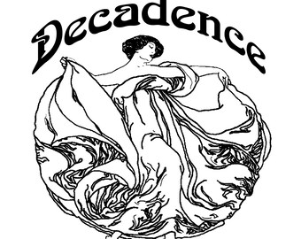 Discontinued Decadence Incense: Vanilla, Ebony Wood and Orchid Blossoms