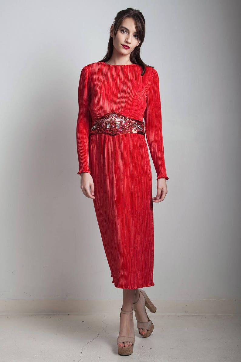 3161d2eeb6337 Red Cocktail Dress Neiman Marcus