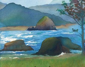 Haystack Rock...Cannon Beach