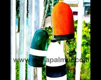Seaside Floats II