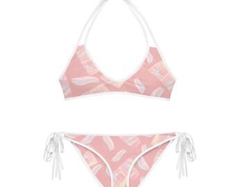 Pink Summer Bikini