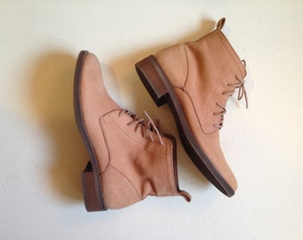 Lucky leather ankle boot
