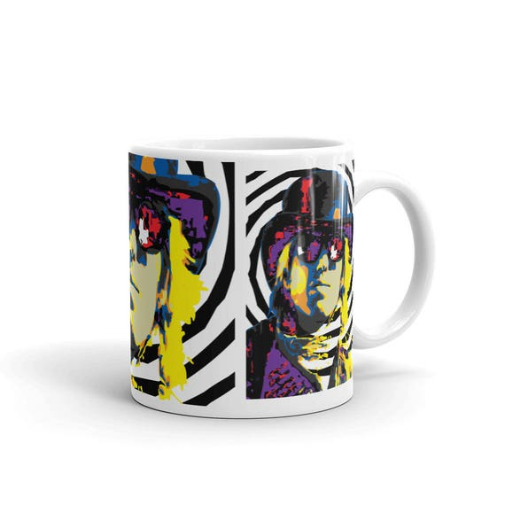 Tom Petty Classic Rock Home Pop Art Housewares Coffee Mug