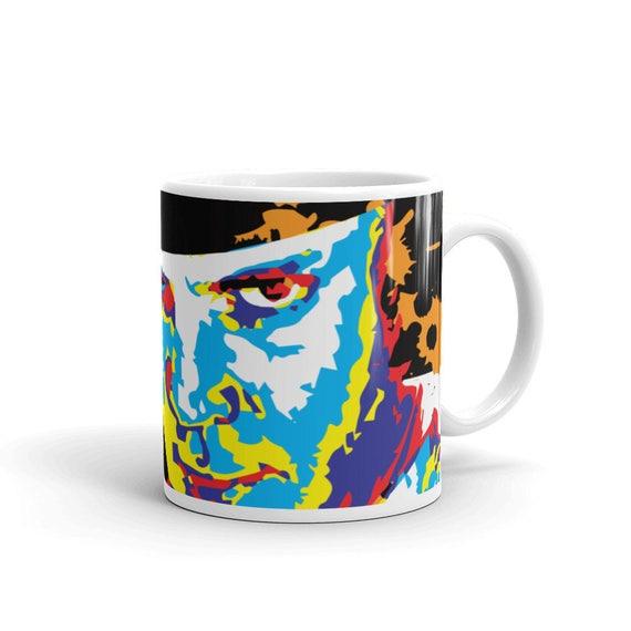 A Clockwork Orange Pop Art Home Houseware Coffee Mug