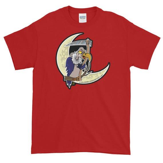 Grim Vulture Fashion Clothing Apparel Short-Sleeve T-Shirt