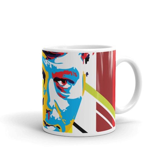 Dr. McCoy aka Bones of Star Trek Coffee Mug