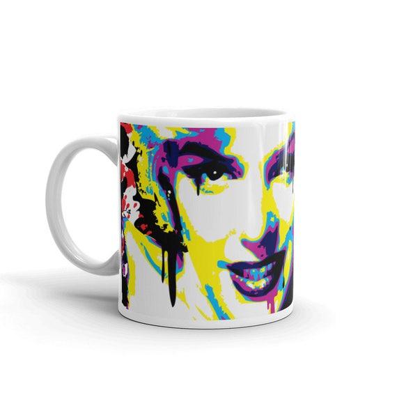 Marilyn Monroe Pop Art Home Housewares Coffee Mug