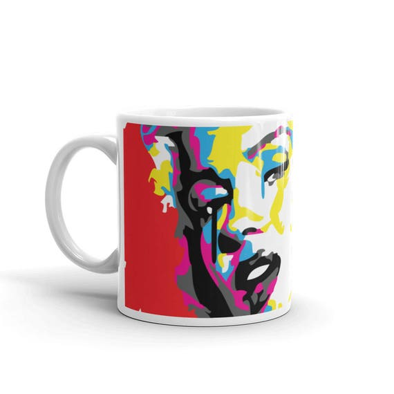 Marilyn Monroe Pop Art Coffee Mug Home ware