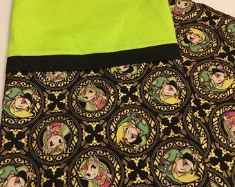 Metallic Zelda Pillowcase