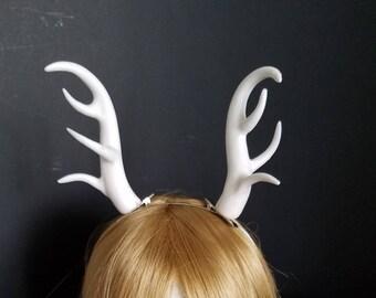 Forest spirit - White antlers