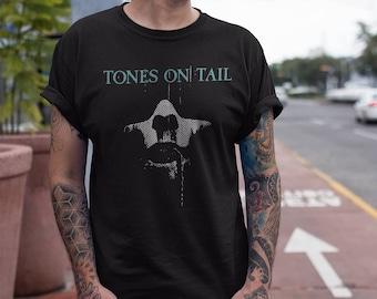 tones on tail  T shirt screen print short sleeve