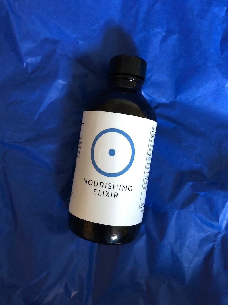 Nourishing Elixir  Daily Organic Minerals & Vitamins image 0