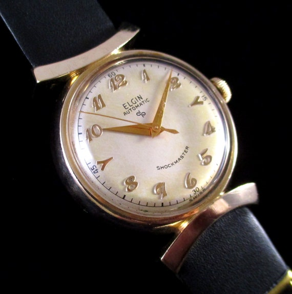 "Elgin ""Bow Tie"" Automatic - c.1950's"