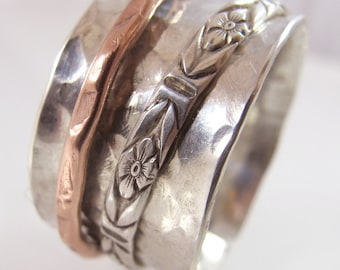 Rings and Silver Jewelry