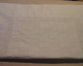 European Vintage Pillow Sham-30.5inches X 29inches-