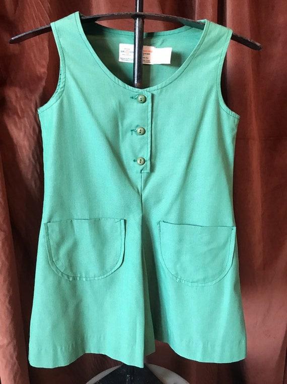 1960's Original Girl Scout Dress