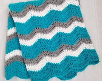 Crochet Blanket, Crochet Baby Blanket, Baby Blanket, Baby Girl Blanket, Baby Boy Blanket, Baby Bedding, Nursery, Shower Gift