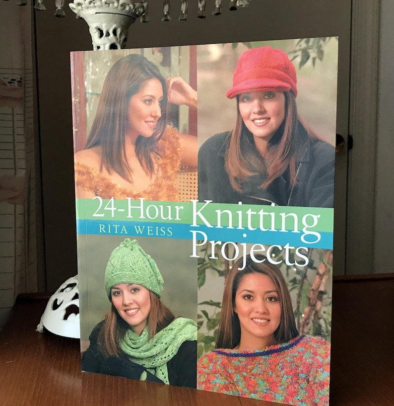 24-Hour Knitting Projects (24 Hours)