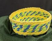 Fabric Coil Trinket Bowl