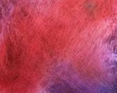 Silk Hankies - Mawata - 1/2 oz dyed