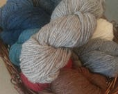Country Classic Yarn for Sox - Aran Weight - 4oz, 215yd skeins