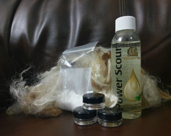 Mohair - Do It Yourself and Dye Kit