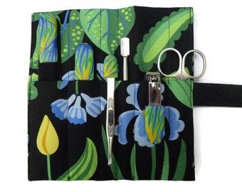 8- Piece Luxury Mega-Manicure Set (iris)